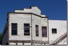 Tombstone AZ building