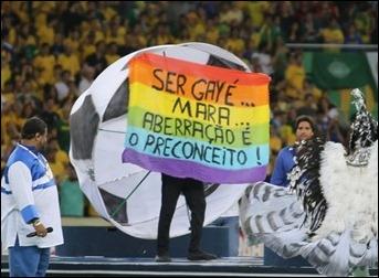 cura gay maracanã