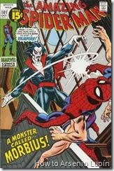 The amazing sider-man #101, la saga de los seis brazos es algo que no es definitivo, ero es de lo mas loco que le ha asado a spidey.