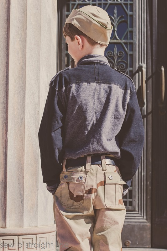 retro uniform sew a straight line-14