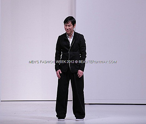 MENS FASHION WEEK SINGAPORE 2012 SONGZIO FALL WINTER  KOREAN DESIGNERS CELEBRITIES MARINA BAY SANDS K-POP DANIEL HENNEY SE7EN
