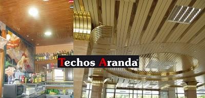 Techos aluminio Vejer La Frontera