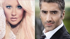 "Christina Aguilera y Alejandro Fernández cantaran tema musical de ""La Tempestad"""