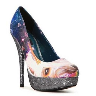 Iron Fist Unicornicopia Pumps 1