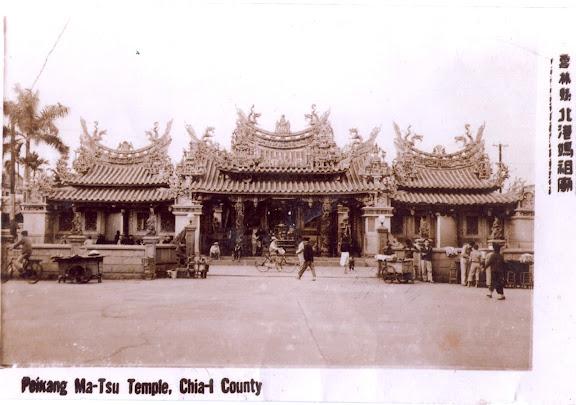 北港媽祖廟