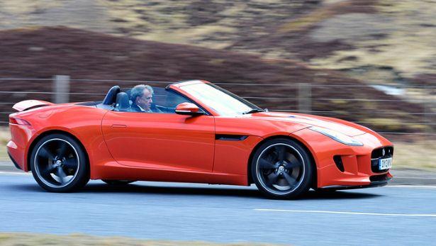 British cars TopGear