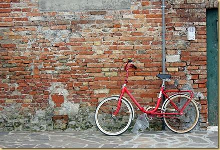 Bike on Mazzorbo