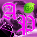 GOKeyboard Theme - AdeaPink