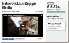 Intervista a Beppe Grillo di Radio Capital