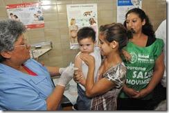 Comenzó la campaña de vacunación antigripal en La Costa