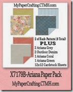 ariana paper pack-200