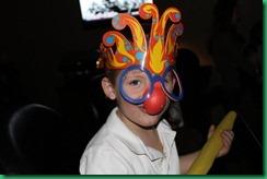MJ clown
