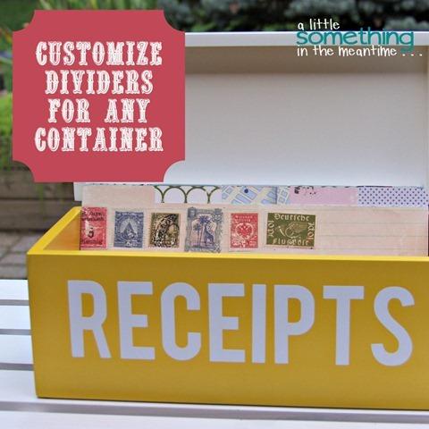 Custom Dividers Banner