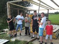 2012 - construction cabane des jeunes