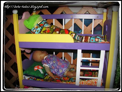 doll bunks