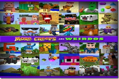 Minecraft Mo Creeps And Weirdos 1 5 2