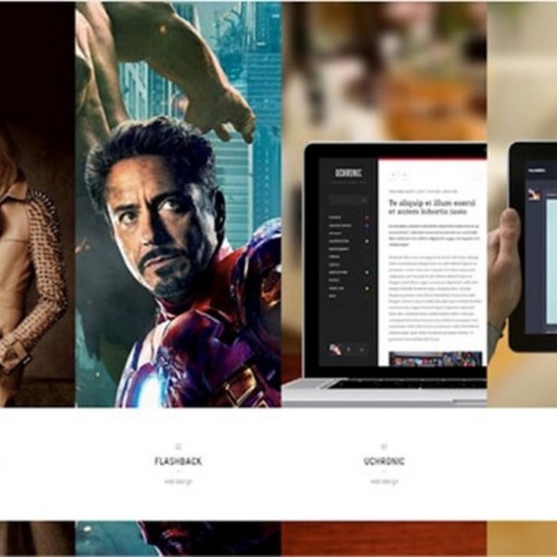 13 espectaculares sitios web con un manejo de navegación diferente