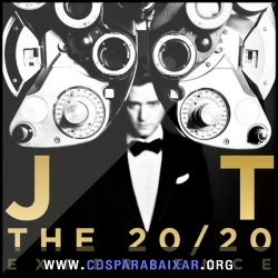 CD Justin Timberlake - The 20/20 Experience (2013), Cds Download, Baixar Cds, Cds Para Baixar, Cds Completos