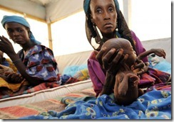 Sahel famine drought