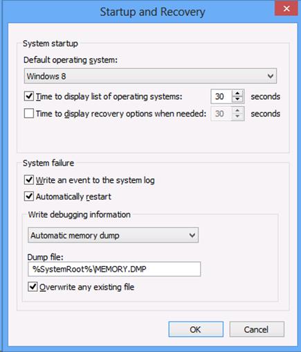 System Windows 8