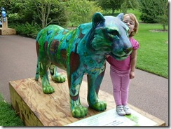 botanics tiger and child