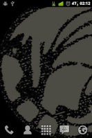 Screenshot of Mystery Disk  Live Wallpaper