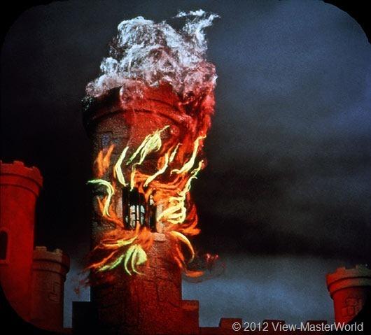 View-Master Frankenstein (B323), Scene C7