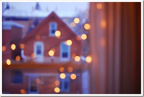 xmas house lights
