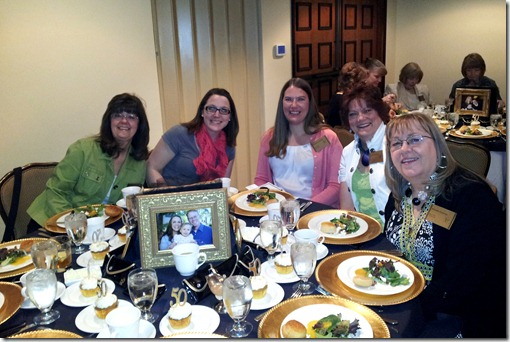gail, angie, michelle, debbie rhonda at ccs luncheon