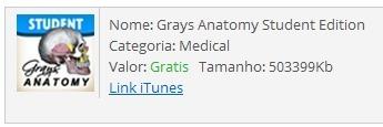 app anatomia biomedicina iphone