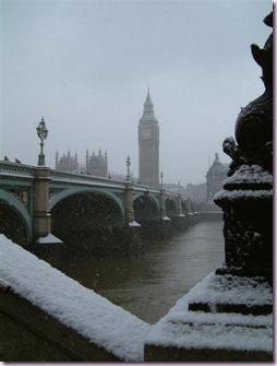 fog, london