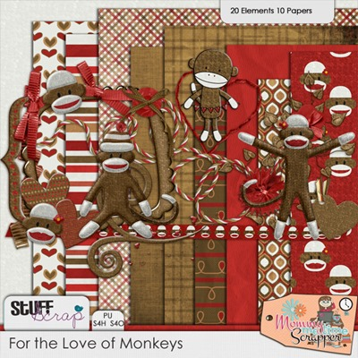 For the Love of Monkeys