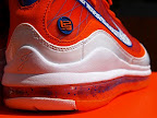 hardwood lebron7 orange 03 First Look at Nike LeBron X Low   Cavs Hardwood Classic?!