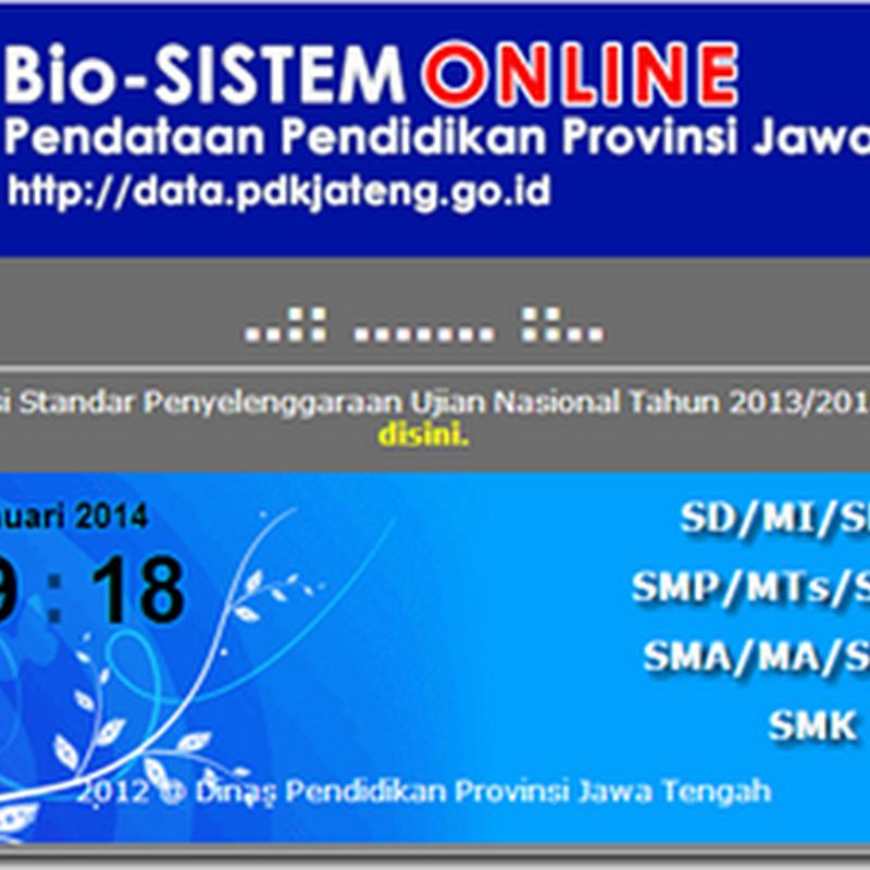 BioSistem Online : Cara Memindah Data Siswa Tinggal Kelas