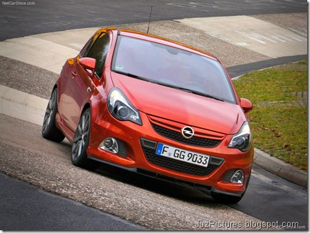 Opel Corsa OPC Nurburgring Edition 6