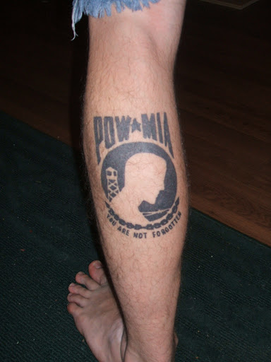 Pin pow mia tattoo eagle flag tattoos portrait salisbury for Pow mia tattoo
