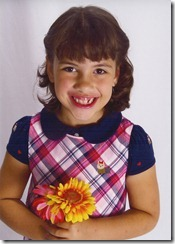 Mikayla Anna Michalek age7