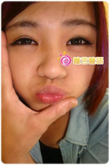 日本EOS隱形眼鏡-Barbie Doll芭比娃娃咖11