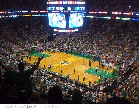 'Boston Celtics vs LA Lakers Game 2 2008 NBA Finals' photo (c) 2008, Adam Pieniazek - license: http://creativecommons.org/licenses/by/2.0/