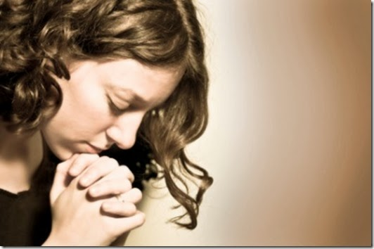 Orando por meu marido