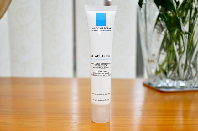 La Roche-Posay Effaclar Duo Review French Skincare Acne Treatment Beauty 2