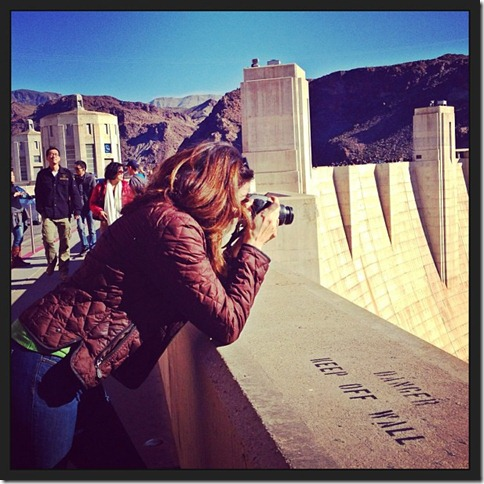 cynthia at hoover dam dec 2012