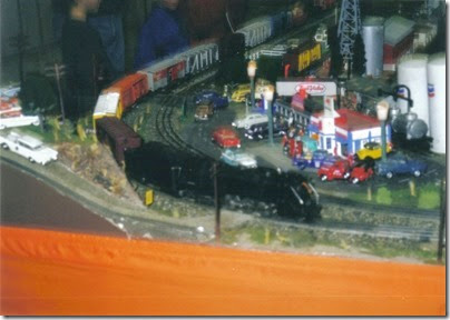 04 Lionel Layout at GATS in Puyallup, Washington in November 2000