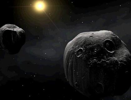 asteroide binário