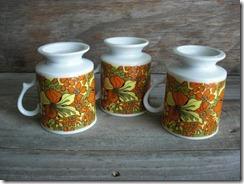 Floral Japan Mugs (5)