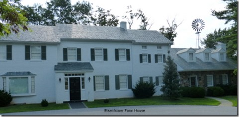 Eisenhower Farm House