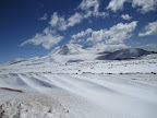 Some of the places we passed by were proper snowfields - this place looked like it should have had a couple of ski lifts and some overpriced apres ski bars.