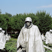 Korean War Memorial - Washington DC