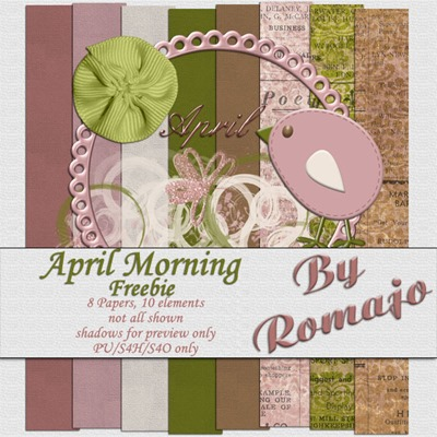 April Morning - Freebie