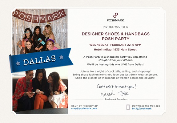Dallas Poshmark Shopping Party (2)